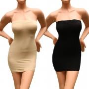 Slim & Lift Body Shaping Skirt - Sand