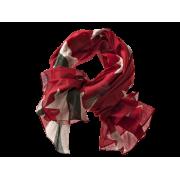 Tørklæde m/flag print