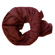 Ballonprint - vinrød