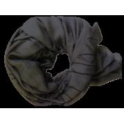 Ballonprint - mørkegrå