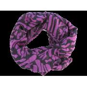 Zebra - lilla / Sort