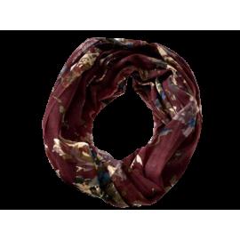 Tube m/blomsterprint