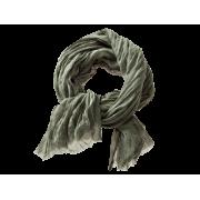 Tørklæde m/lille stjerne