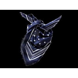 Dots - navy