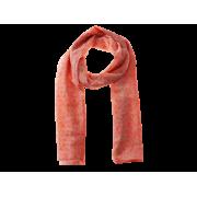 Tørklæde m/dyreprint - Pink